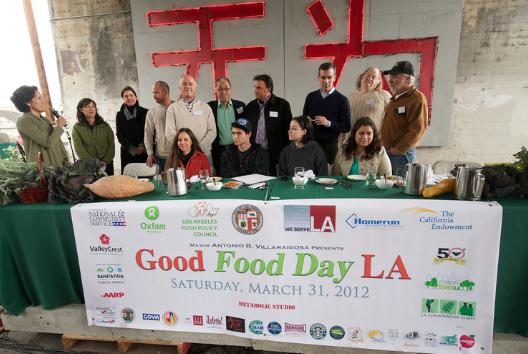 Good Food Day LA