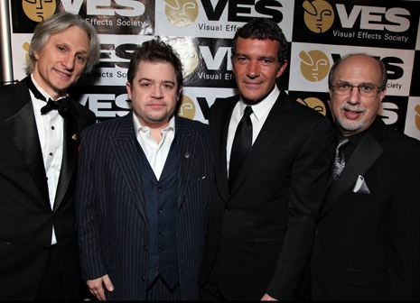 Visual Effects Awards hosted by Patton Oswalt