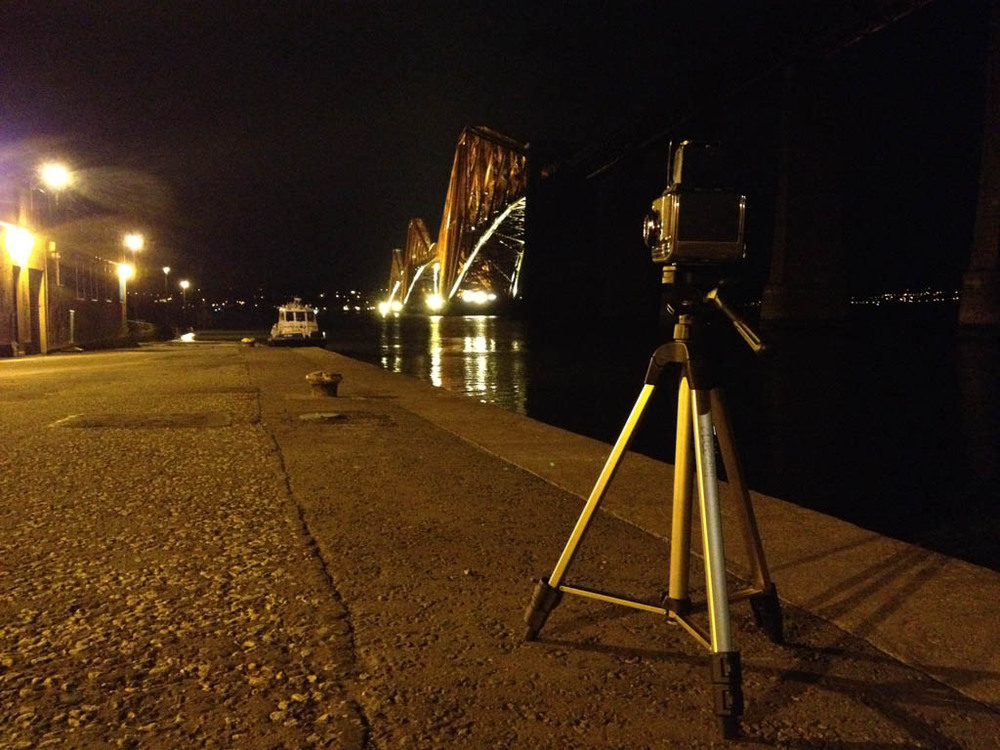 Forth Rail Bridge Shoot