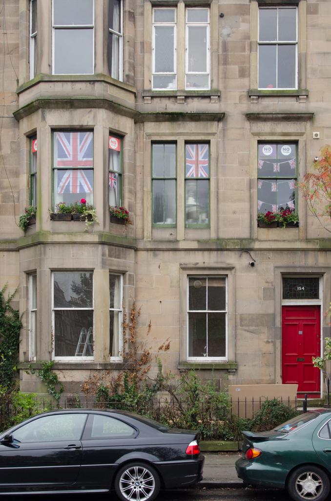 'Jack's House' - Montgomery Street, Edinburgh