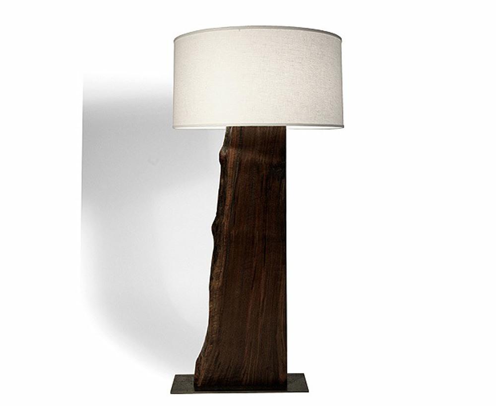Copy of Majestic Live Edge Floor Lamp