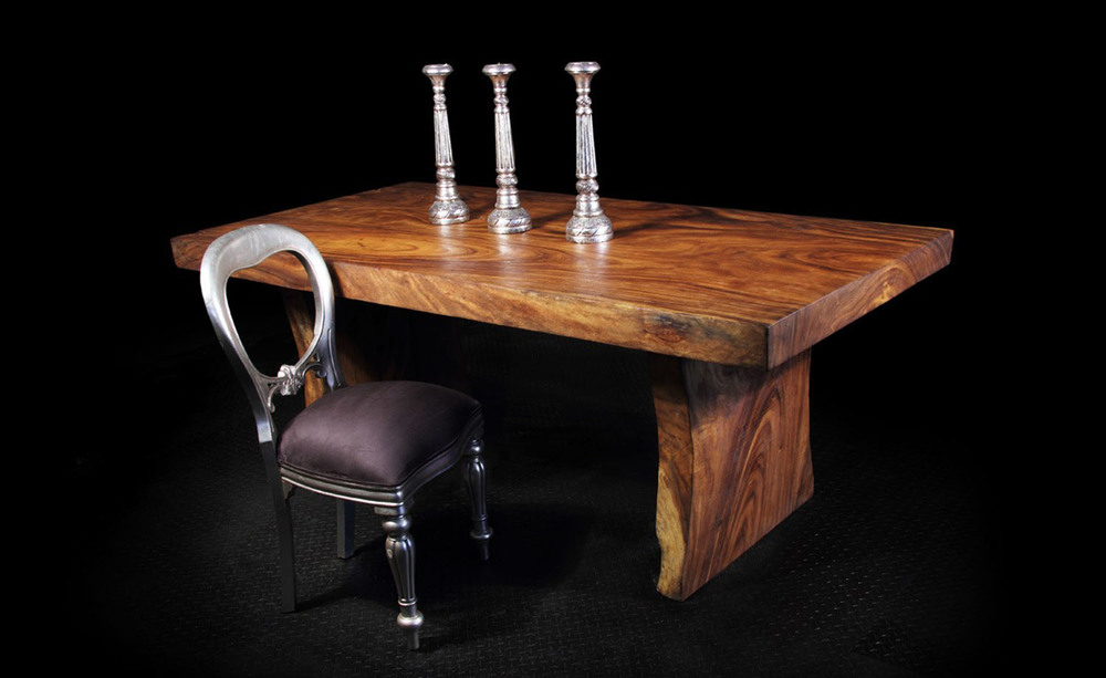 Majestic Straight Cut Single Slab Table (1)