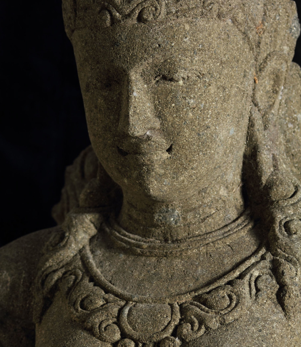 Copy of Buddha Garden Stone Goddess