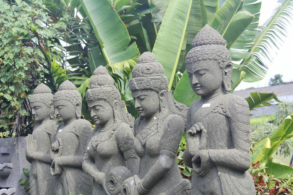 Buddha Garden Traditional Women