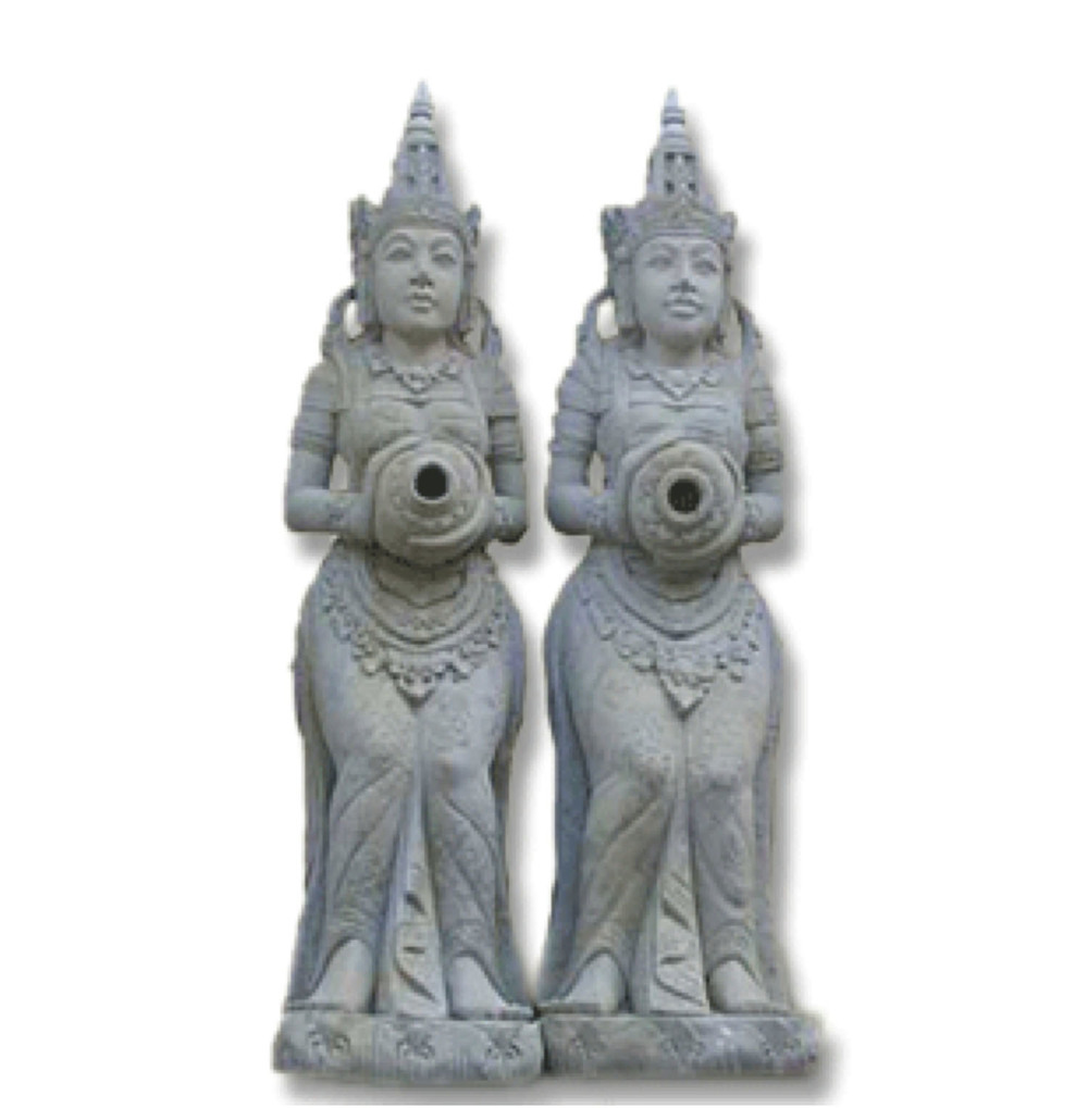Stone Carved Shivas