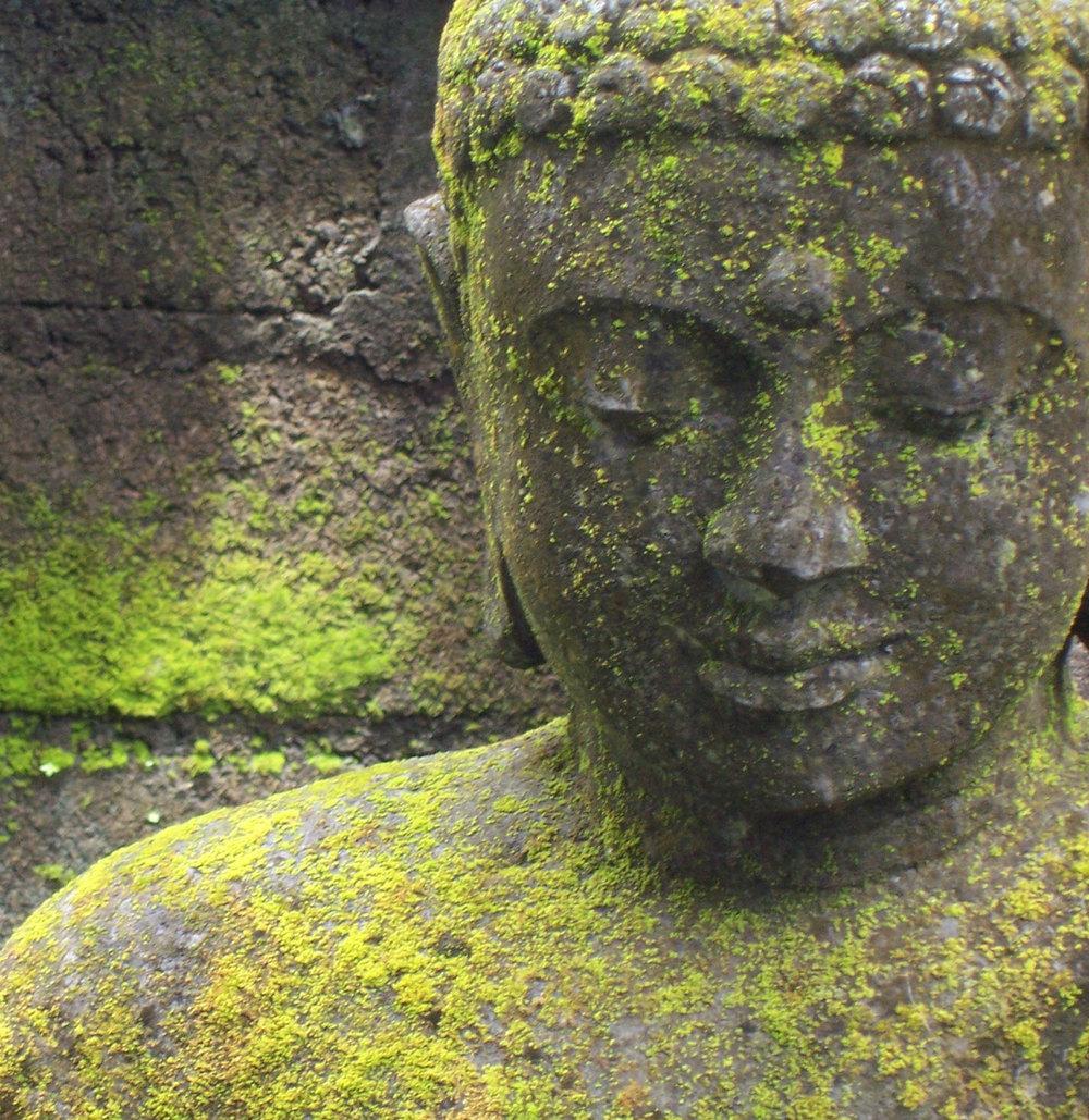 Buddha Garden Stone Carving