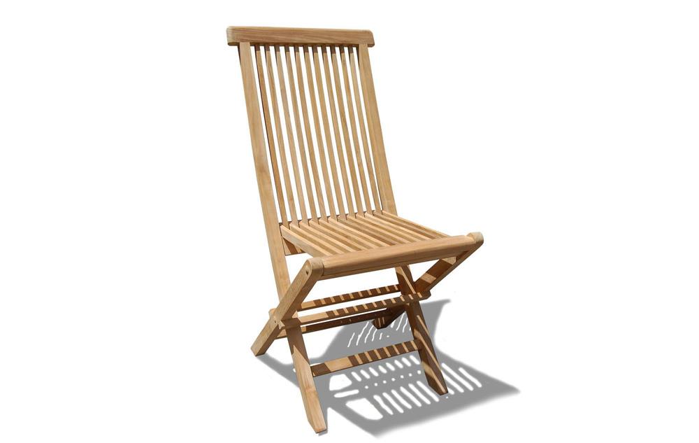 Garden Teak x Chair