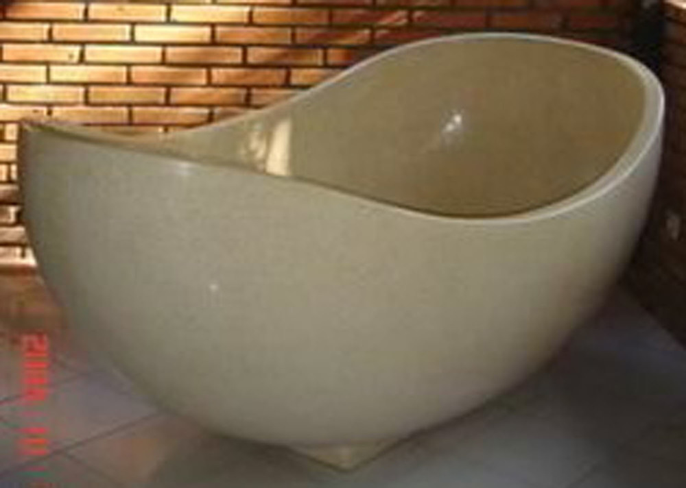 Spa Terrazzzo Bathtub