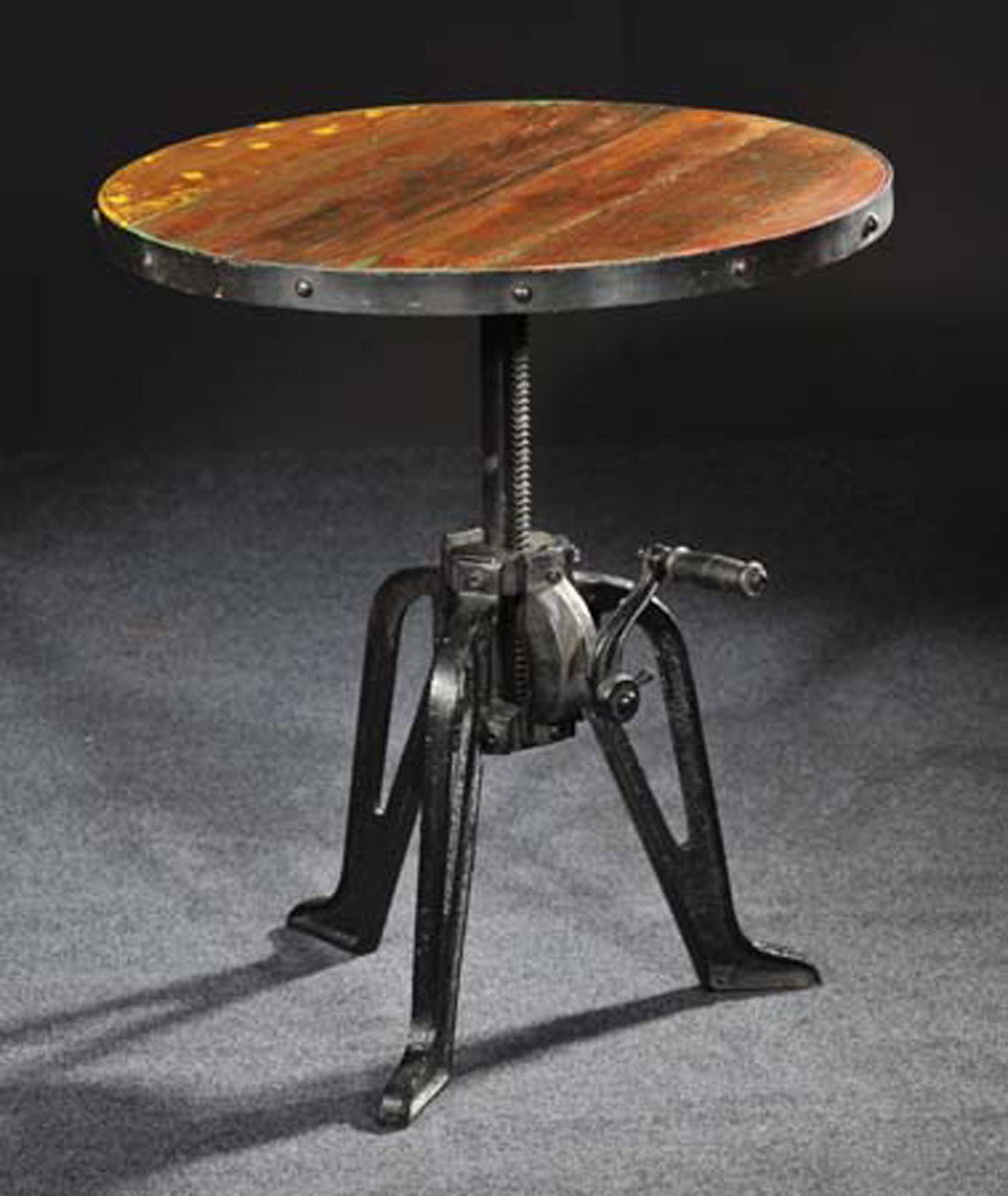 Crank Fortified Table