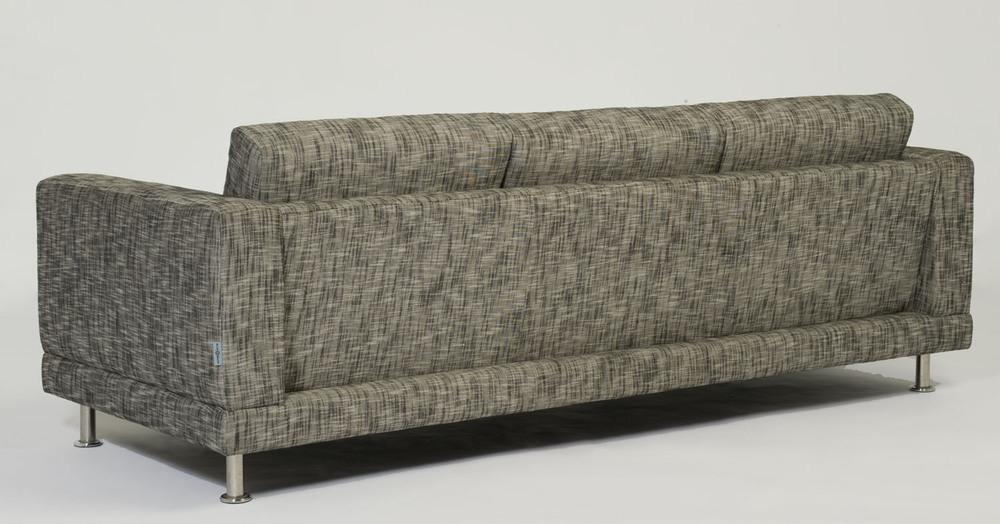 Design 2 Sofa Back Detail. Blue Moon Furniture store in Winnipeg