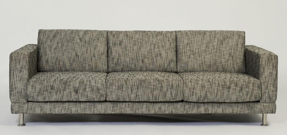 d2 sofa in tweed.