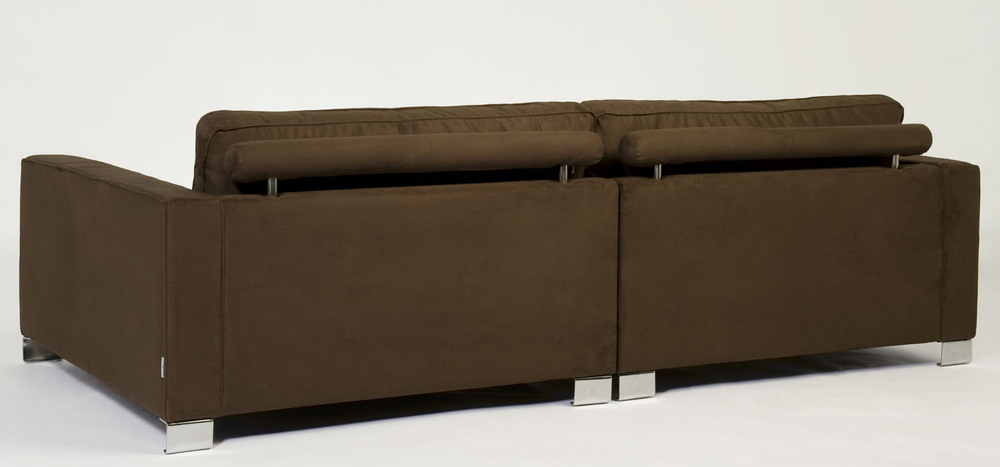 Slouch Couch Back Detail