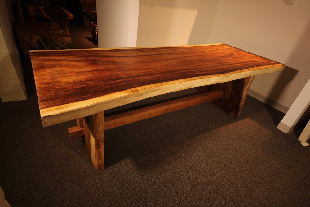 Blue Moon Furniture Blog In Love With Live Edge Furniture