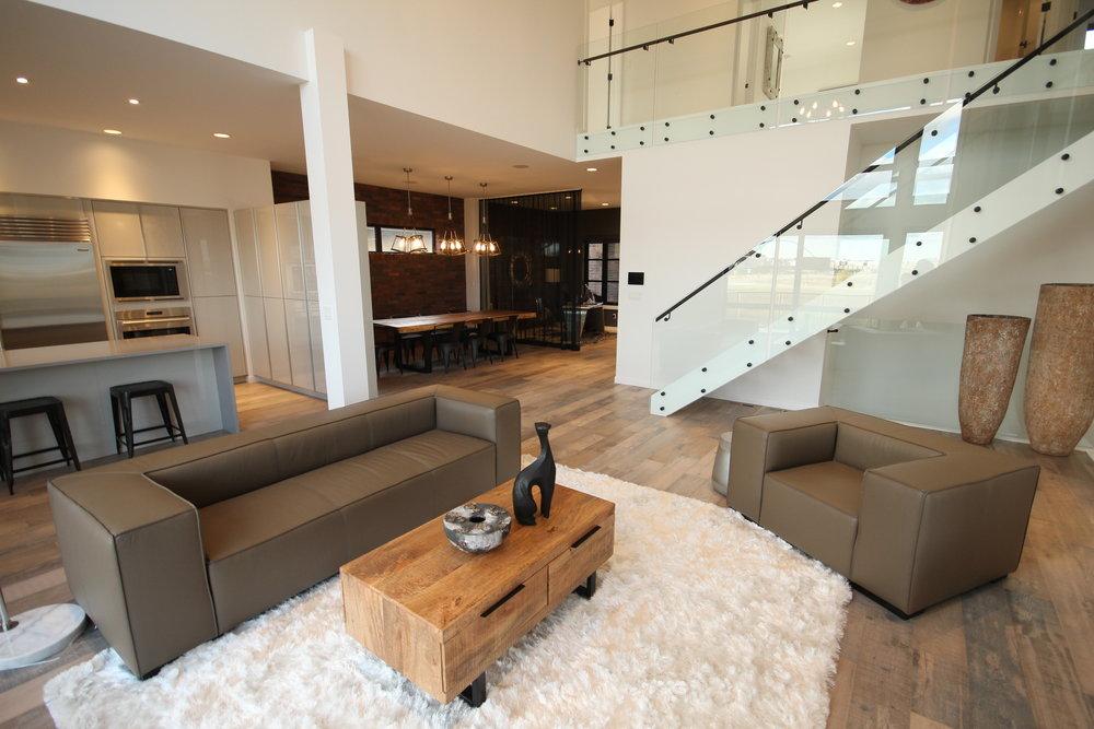 artista show home furniture. beau monde sofa and chair set