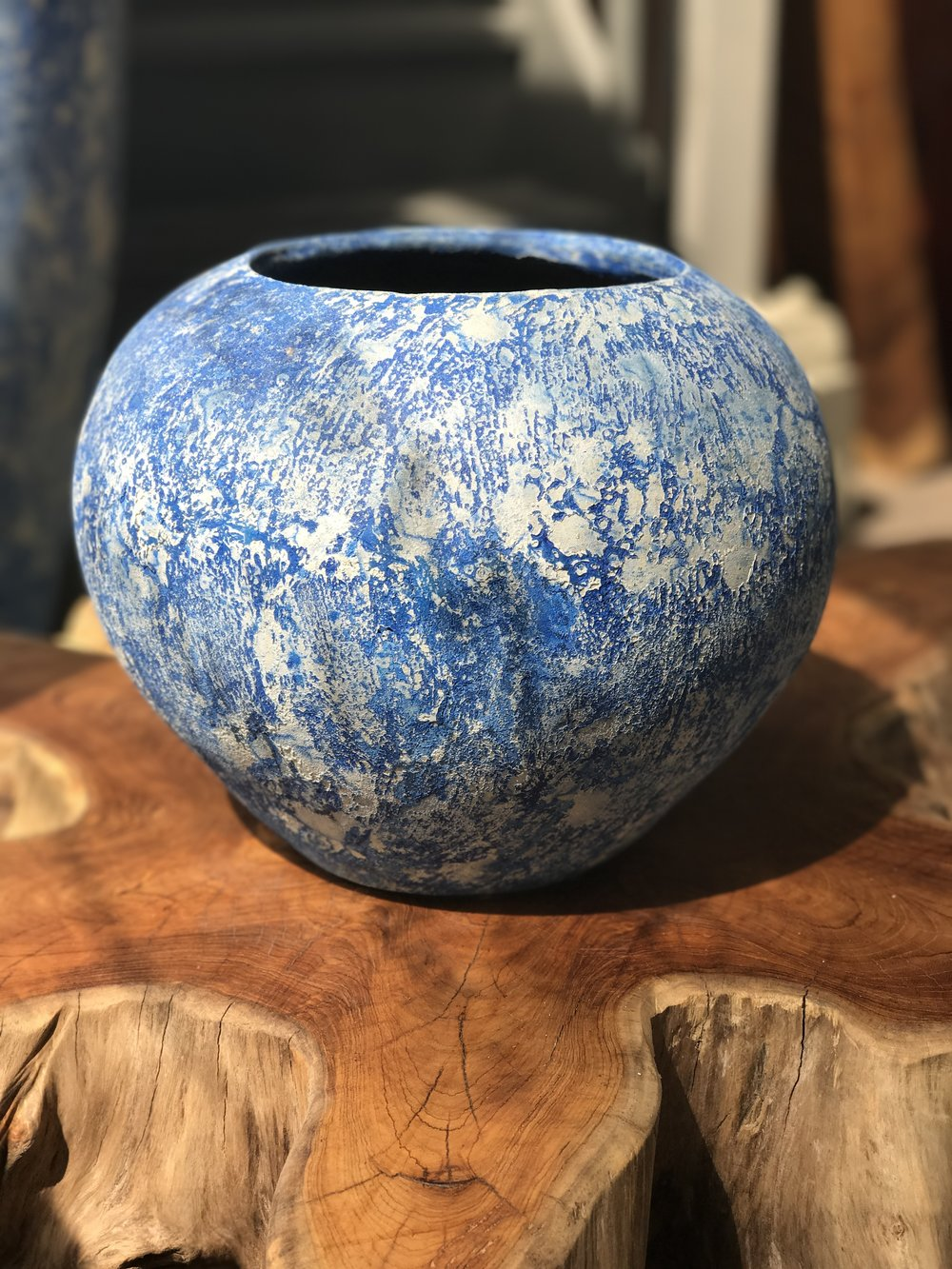 artifact vase.