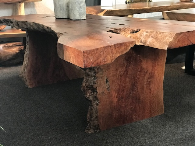 exotic lychee wood live edge table. Blue Moon Furniture store in winnipeg.jpg