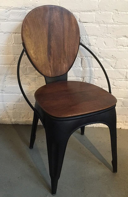Copy of Darwin industrial commercial chair.
