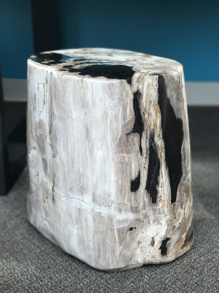 Petrified Wood | bluemoonfurniture.com | Charmaine Mallari