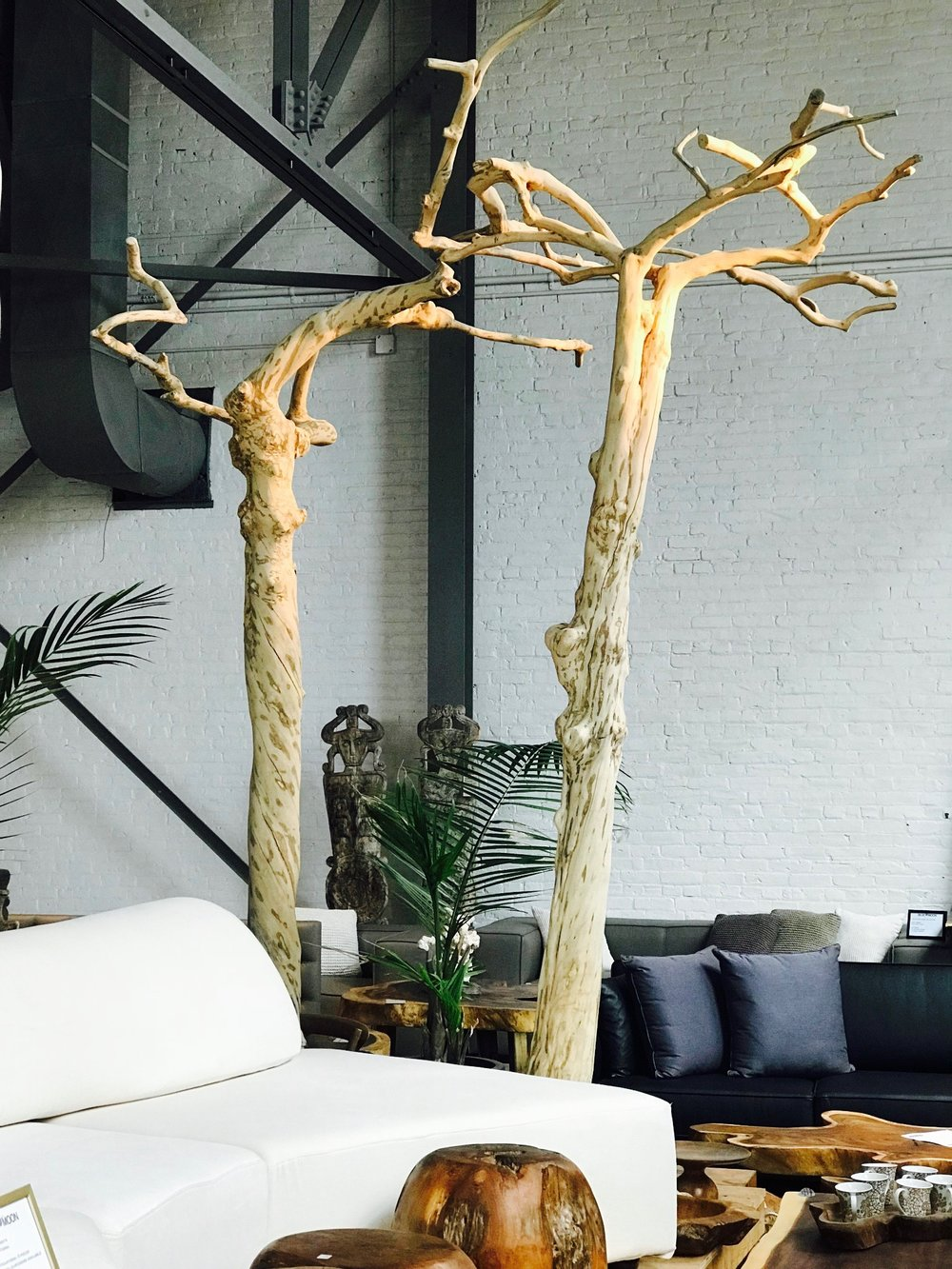 coffee tree sculptures, blue moon furniture and home decor store in winnipeg. .jpg