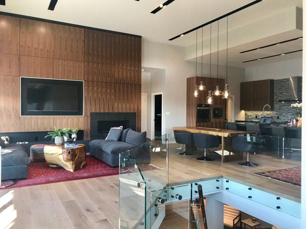 show home furniture Huntington Homes. blue moon furniture. live edge dining table coffee table.jpg