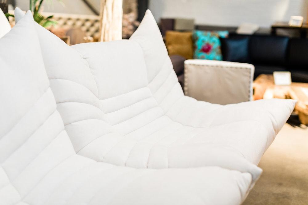 Wolseley set sofa and chair.