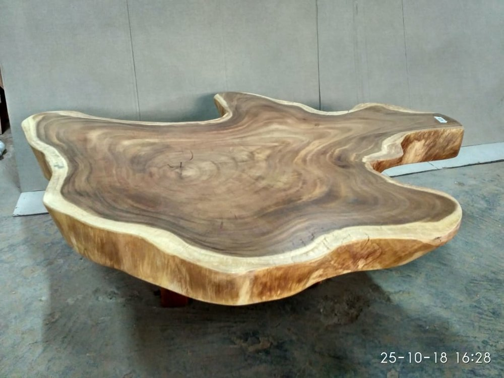 370_BROMO SUAR WOODEN COFFEE TABLE WITH WOODEN LEG 152x123x40 CM.jpg