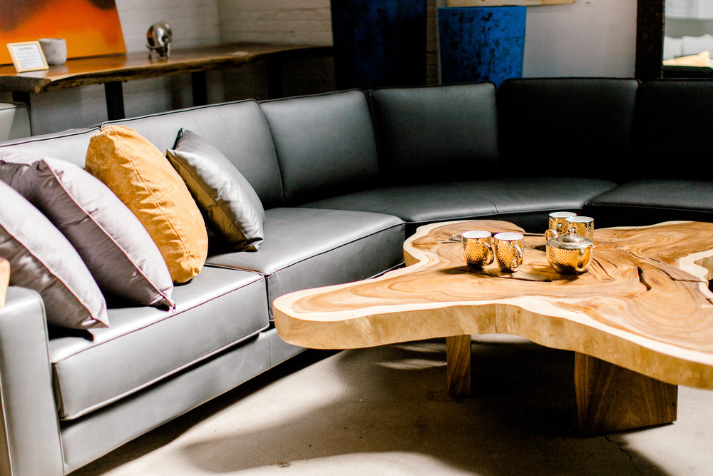D10 sectional. Blue Moon Furniture.