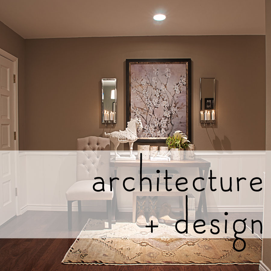 Photography for designers, architects, home builders and real estate listings.