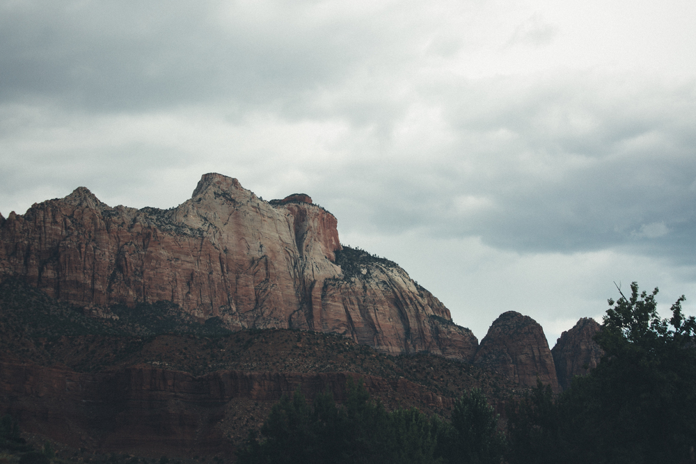 Majestic Zion National Park