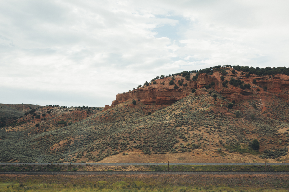 Wyoming Bluffs