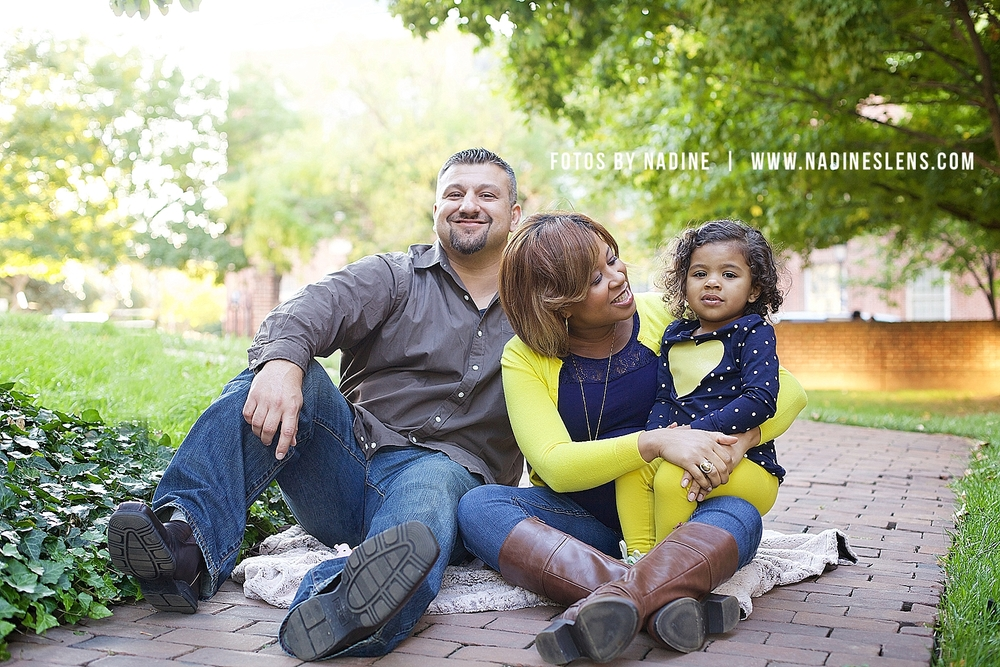 lovely family session in old town alexandria by fotos by nadine