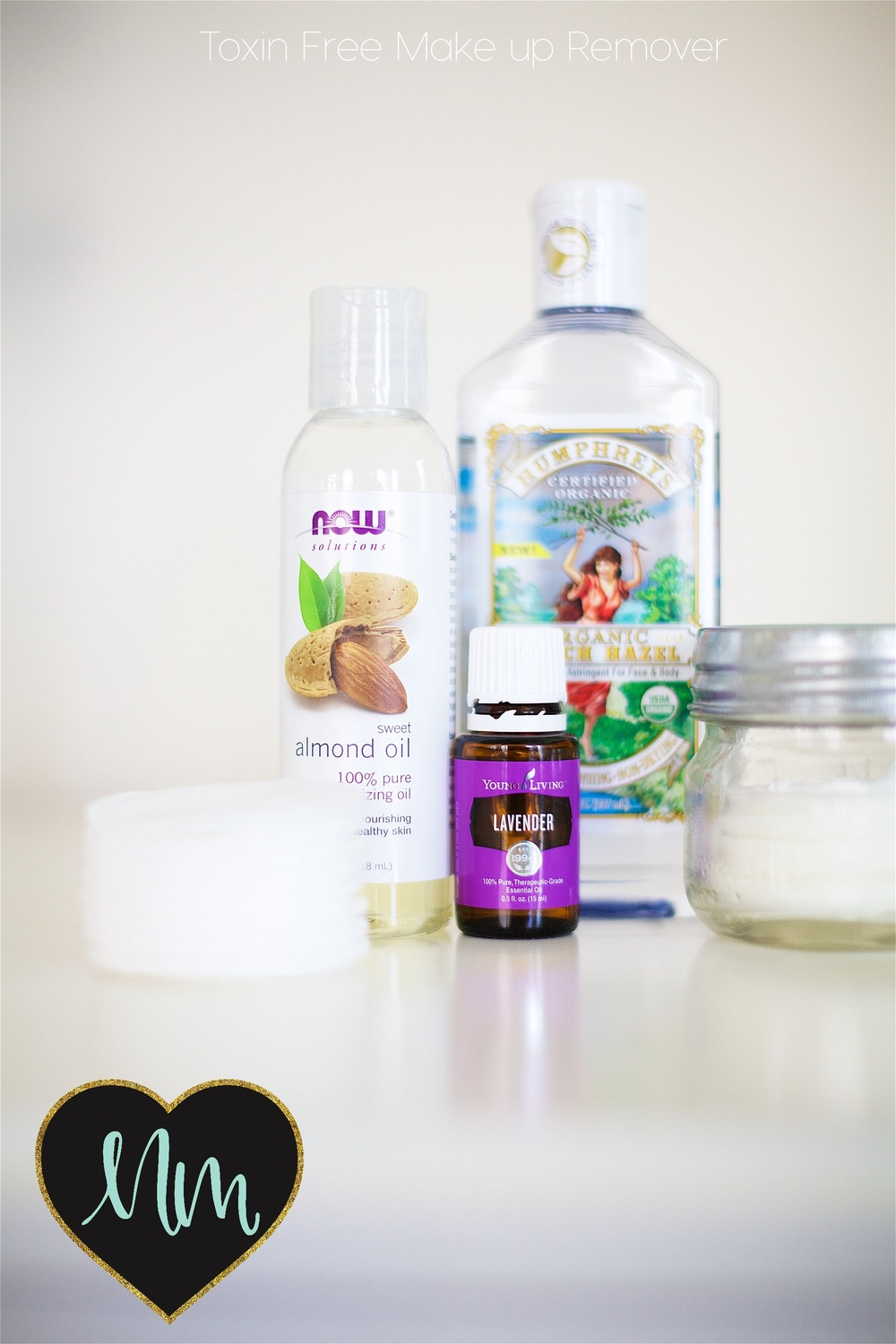 toxin free make up remover with young living oils