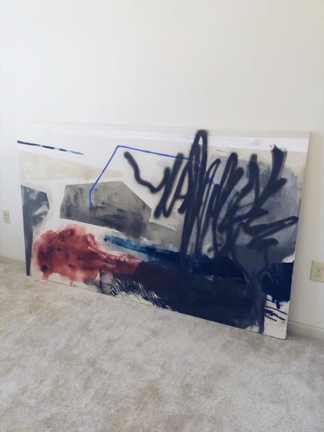 Commission 4' x 6' 2016
