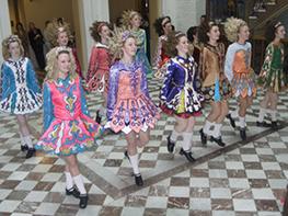 Molly Malone Irish Dancers - Portland, OR