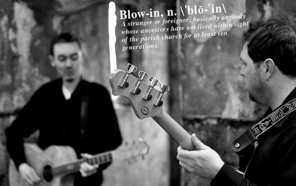 The Blow-Ins - Dingle, IE