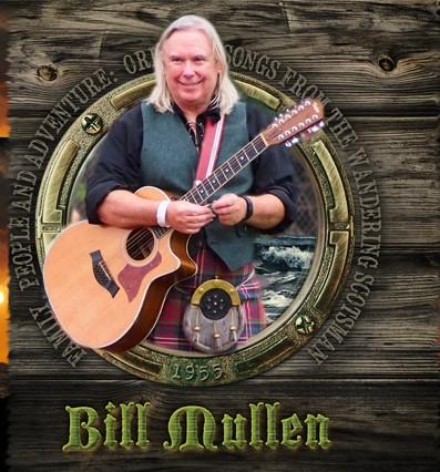 Bill Mullen - Dundee, Scotland