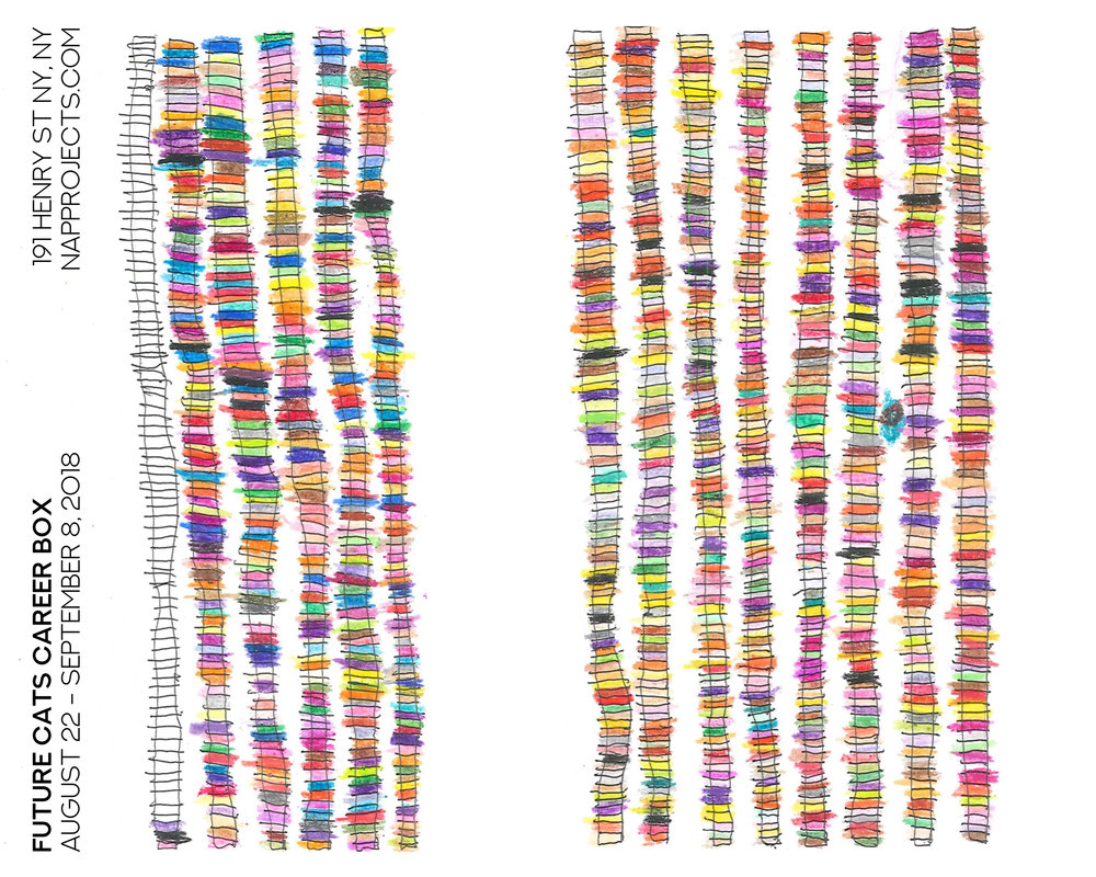 "Christine Lewis  Charleston, South Carolina  (2017) Pencil on paper, 19""x24"""