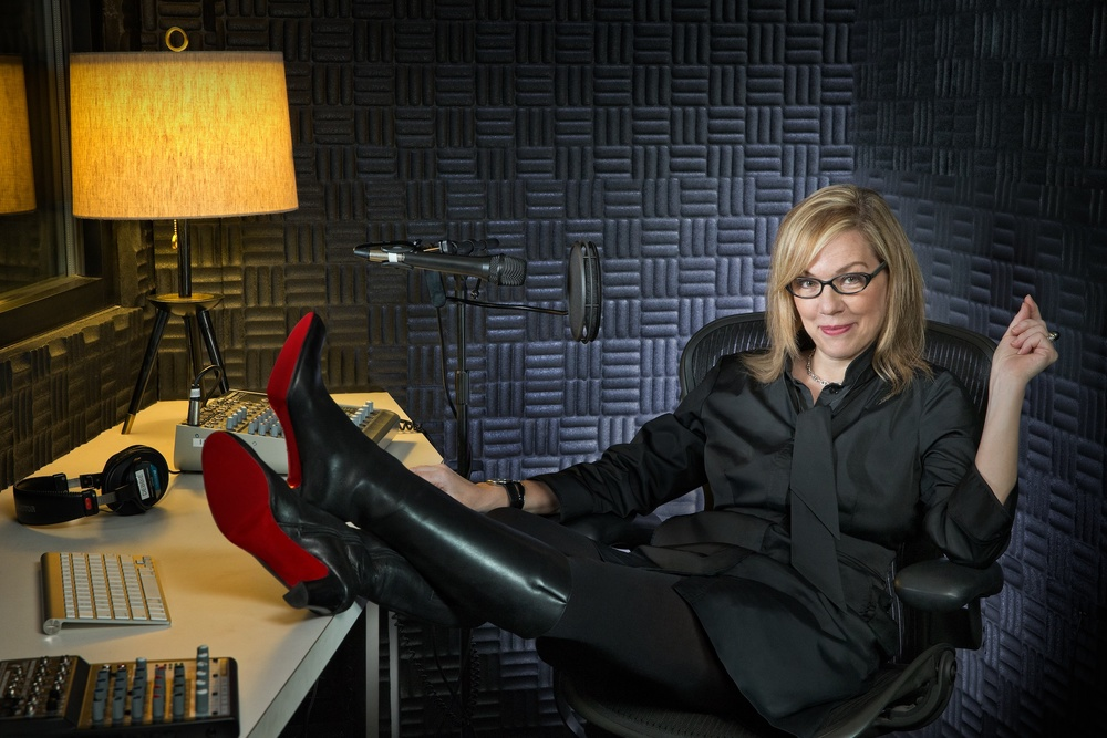 "Debbie Millman, named ""one of the most creative people in business"" by Fast Company"