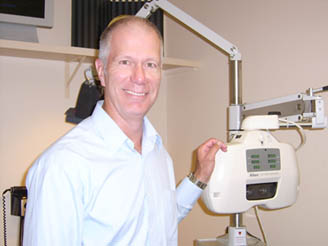 Dr. R. Anthony Hutchinson, OD  Pacific View Eye Center, Encinitas, CA