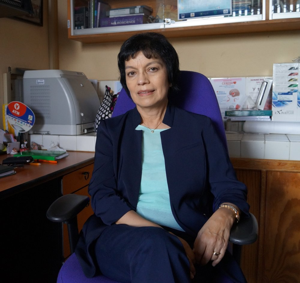 Dra. Martha Silvia Solis Ortiz - Participara con la conferencia