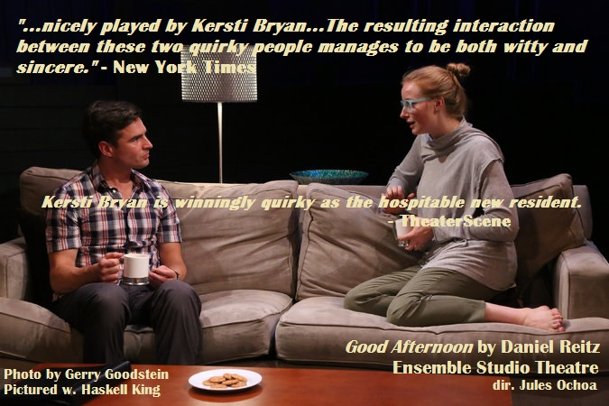 Haskell King and Kersti Bryan in Good Afternoon nyt.jpg