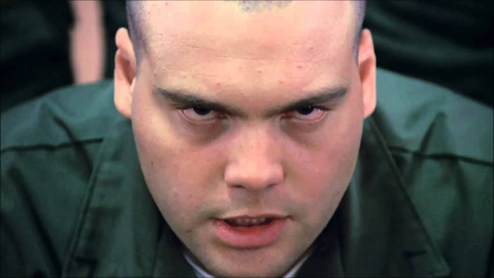 Screenshot from Stanley Kubrick's  Full Metal Jacket .