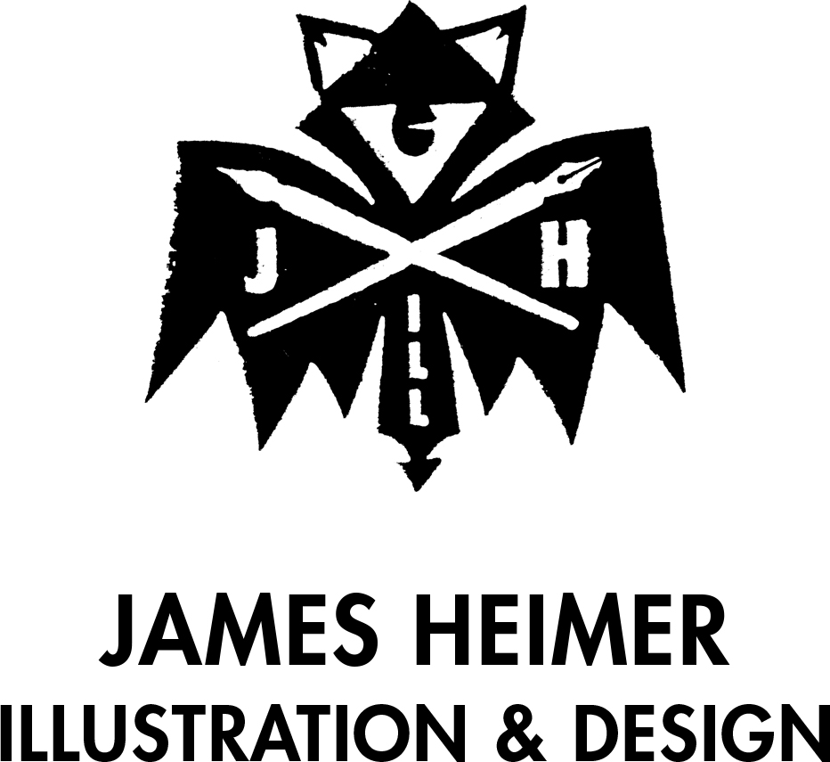 JAMES HEIMER ILLUSTRATION & DESIGN