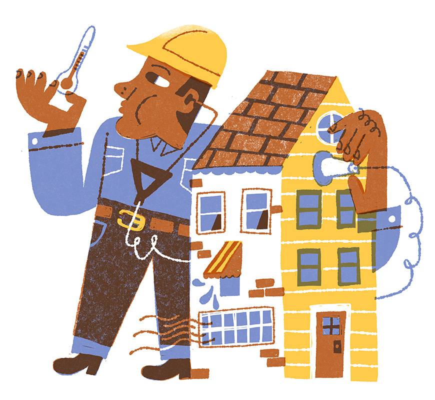 What home inspectors can and cannot tell you