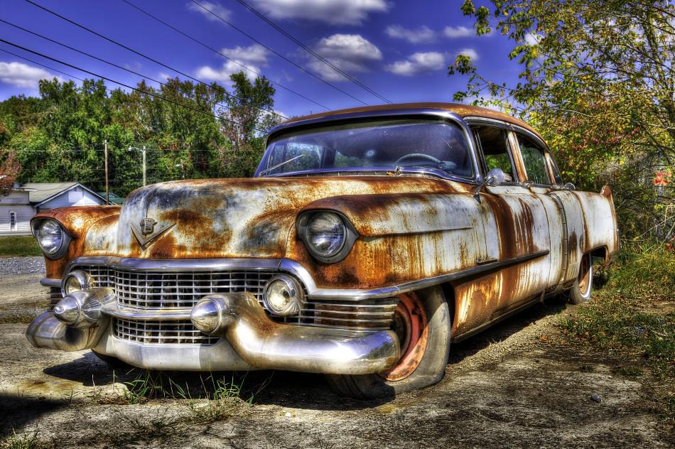 Old Car City — Jake Laughlin Photography