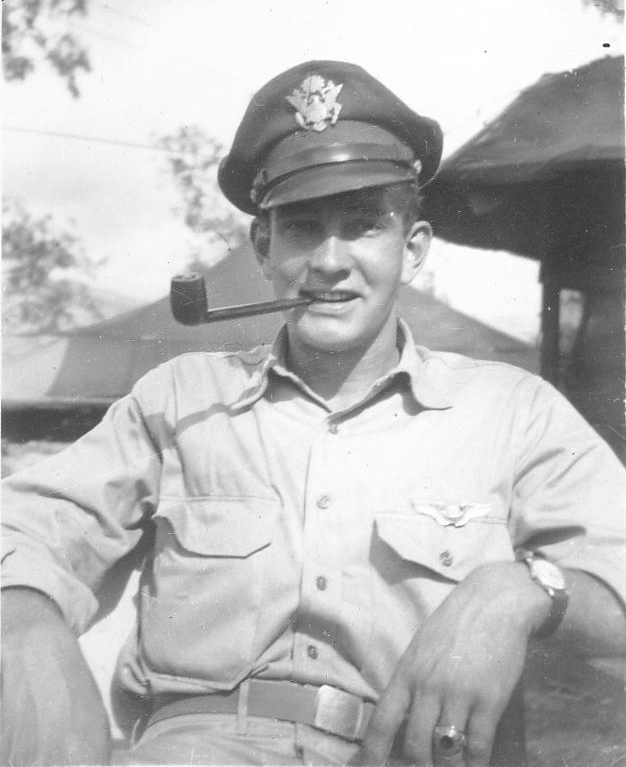 Captain James R. Laughlin, Sr. 41st Squadron, 317th Troop Carrier Group, Fifth Air Force, U.S. Army Air Corps Southwest Pacific Theatre 1942-1945