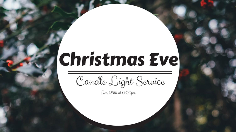 Christmas Eve Candlelight Service — Radiant Church Jackson