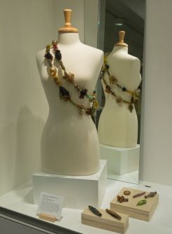 Bead Maker:  Scott Parrish   Jewelry Artist:  Karmen Schmidt