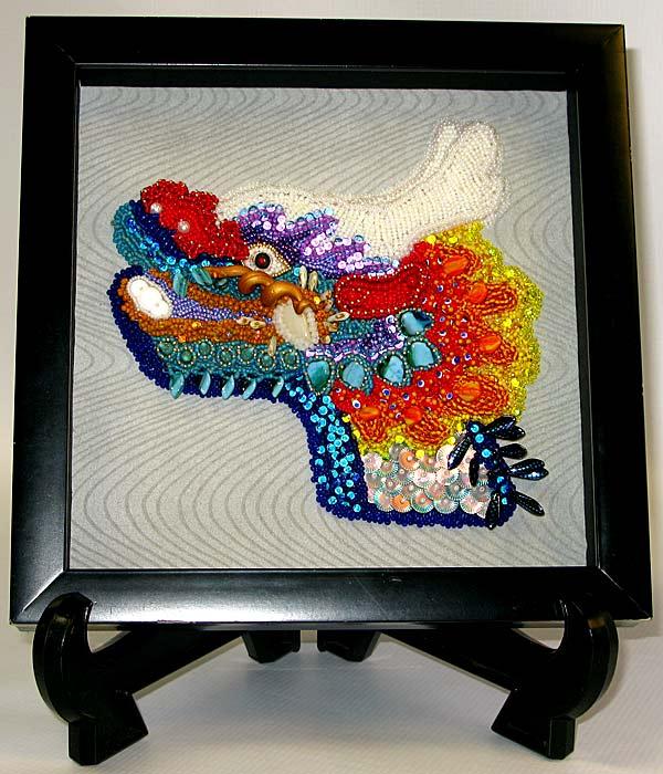 Dragon by Merle Sherman