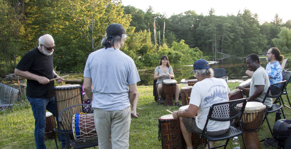 drumming near pond.jpg